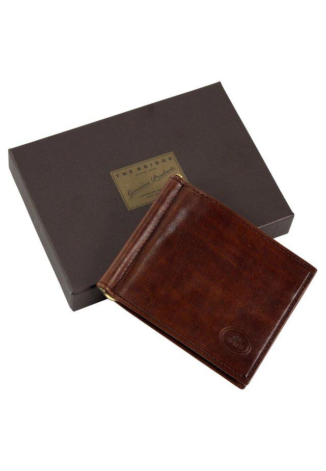 STORY - Wallet - marrone-braun