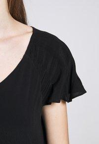 Bruuns Bazaar - LILLI FENIJA DRESS - Day dress - black - 7