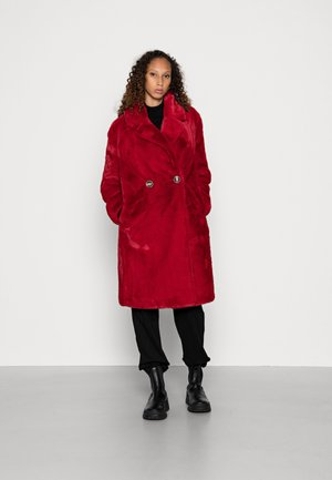 EBENE - Classic coat - rouge