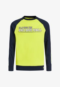 WE Fashion - Long sleeved top - bright yellow - 0