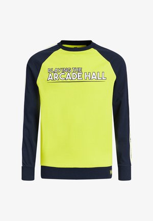 Longsleeve - bright yellow