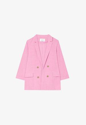 RUSTIKALER  - Sportovní sako - neon pink