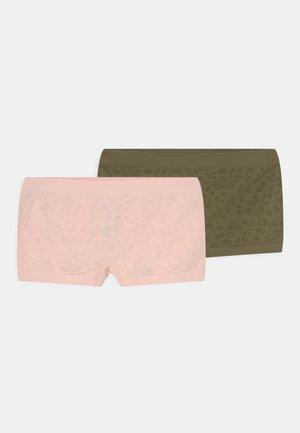 ANIMAL 2 PACK - Pants - light pink