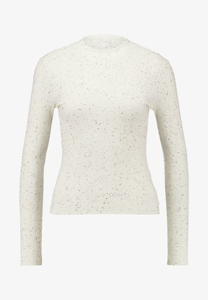 SAMINA - Long sleeved top - off white