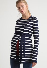 Zalando Essentials Maternity - Kardigan - peacoat - 0