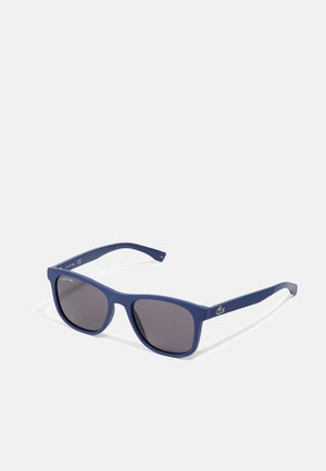 UNISEX - Sunglasses - matte dark blue