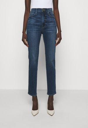 LE SYLVIE SLENDER - Straight leg jeans - stallion