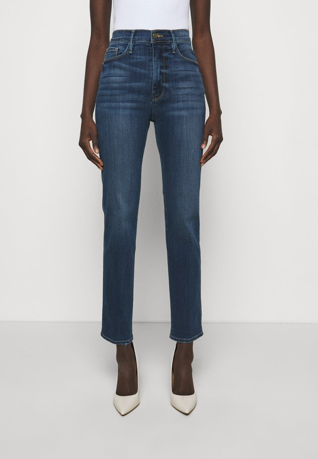 LE SYLVIE SLENDER - Jeans straight leg - stallion