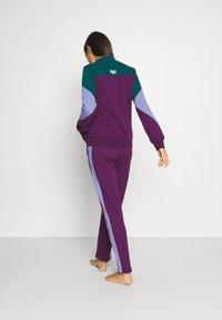 Diesel - ALINA TROUSERS - Pyjama bottoms - purple - 0