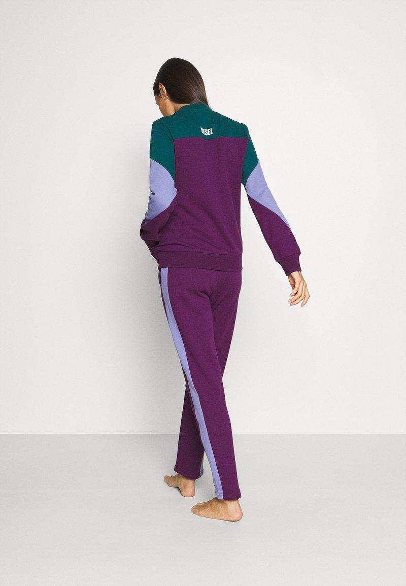 Diesel - ALINA TROUSERS - Pyjama bottoms - purple