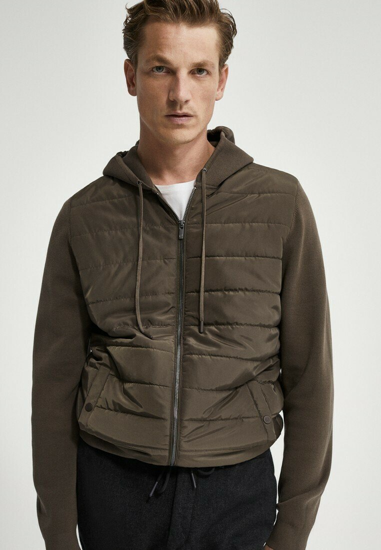 Massimo Dutti - Light jacket - brown