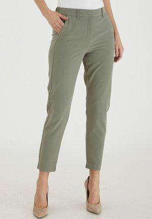 DANTA - Pantalones chinos - sea green