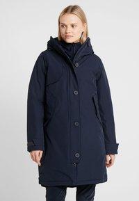 Bergans - OSLO  - Down coat - navy - 0