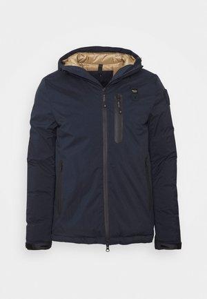 GIUBBINI CORTI IMBOTTITO OVAT - Light jacket - dark navy