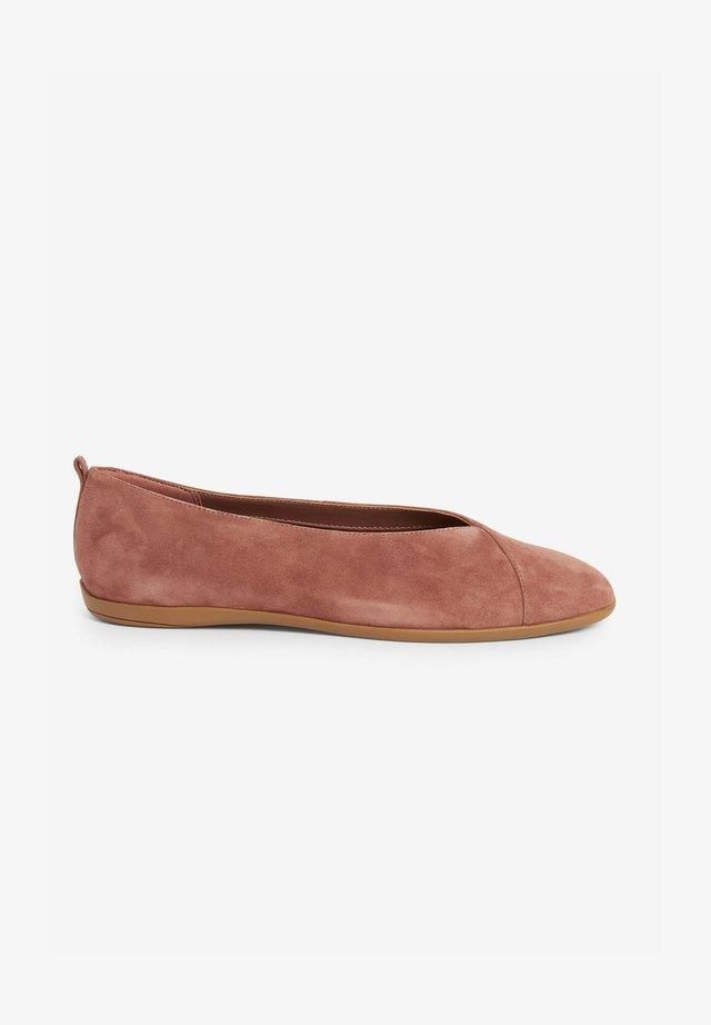 FOREVER COMFORT - Baleriny - pink