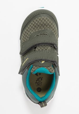 VEME VEL GTX - Hiking shoes - huntinggreen/olive