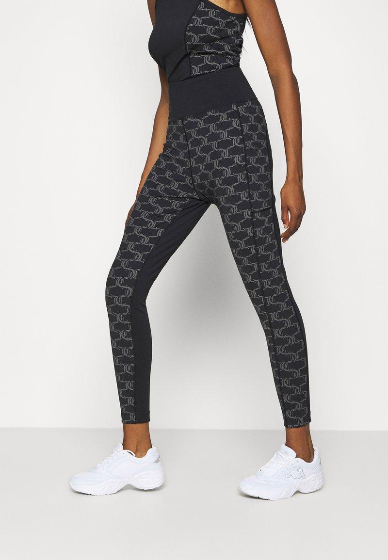 Juicy Couture - RAVEN - Legging - black