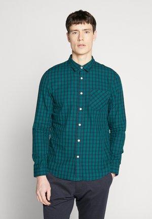 Hemd - dark green