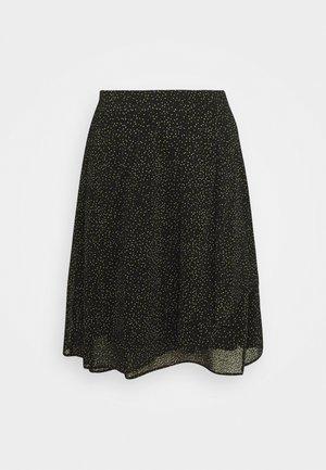 VILMA SKIRT - A-line skirt - black