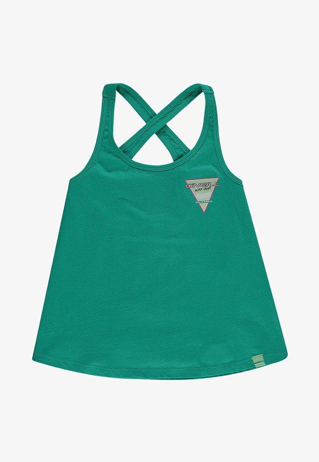 Top - salina green