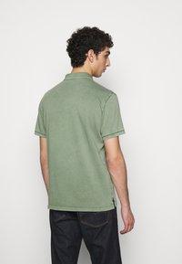 Polo Ralph Lauren - SPA TERRY - Poloshirt - cargo green - 2