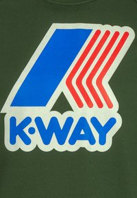 K-Way - EMANUEL  - Sweatshirt - green dk forest - 4