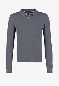 Pier One - Polo - dark grey melange - 5