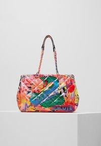 Desigual - DESIGNED BY MARIA ESCOTÉ: - Handbag - red - 3