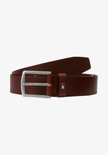 NEW DENTON - Belt business - brown