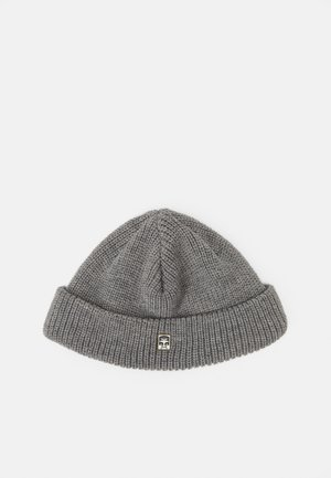 MICRO BEANIE UNISEX - Čepice - grey heather