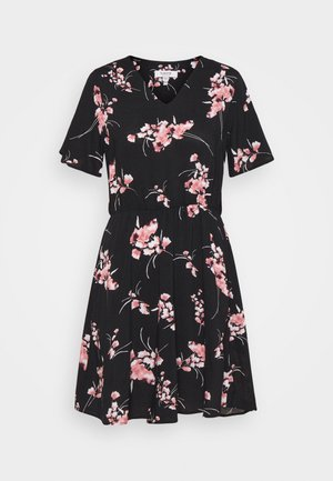 JOELLA  - Day dress - black/mix