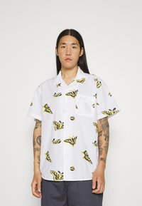 Obey Clothing - BUTTERFLY - Shirt - white/multi coloured - 0