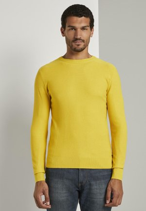 Jumper - californian yellow