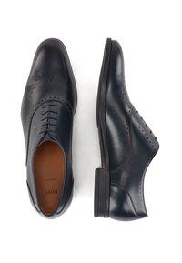 BOSS - KENSINGTON_OXFR - Smart lace-ups - dark blue - 2