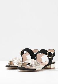 San Marina - BADRA - Sandals - black - 4