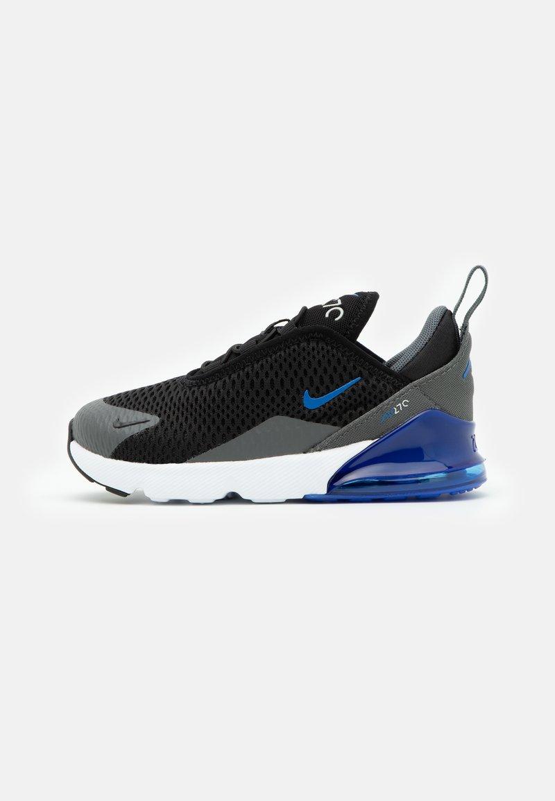 Nike Sportswear - AIR MAX 270 BT - Trainers - black/game royal/iron grey/white