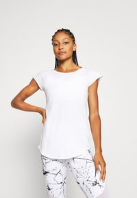Yogasearcher - MAHASAYA - T-shirt basic - white - 0