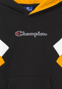 Champion - ROCHESTER CHAMPION LOGO HOODED - Hoodie - black - 3