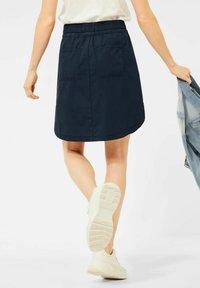 Cecil - Mini skirt - blau - 2