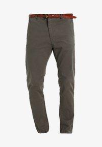 Scotch & Soda - STUART - Chino kalhoty - grey - 5