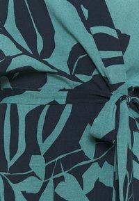 Esprit Collection - KIMONO - Summer jacket - navy - 2