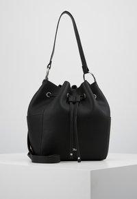 s.Oliver - Handbag - black - 0