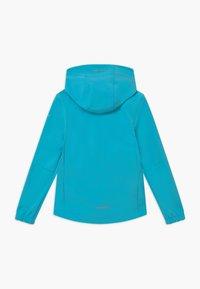 Icepeak - KAPPELN - Soft shell jacket - turquoise - 1