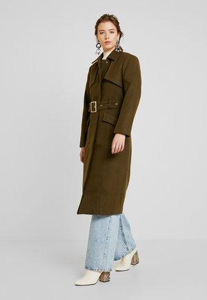 YASCARLA COAT - Płaszcz wełniany /Płaszcz klasyczny - beech