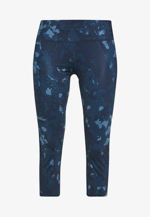 COMET MID - Leggings - dark denim/copen blue