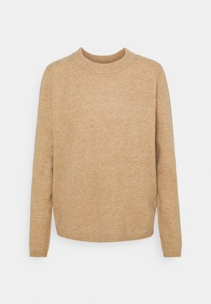 SLFSTACEY O NECK - Jumper - tigers eye