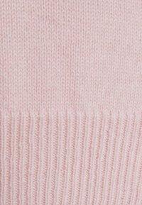 Davida Cashmere - VOLUME SLEEVE SWEATER - Svetr - light pink - 2