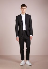 Filippa K - RICK COOL JACKET - Suit jacket - black - 1