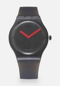 Swatch - BLUR UNSIEX - Watch - black - 0