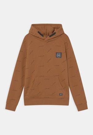 MASBURN HOOD - Sweater - light brown